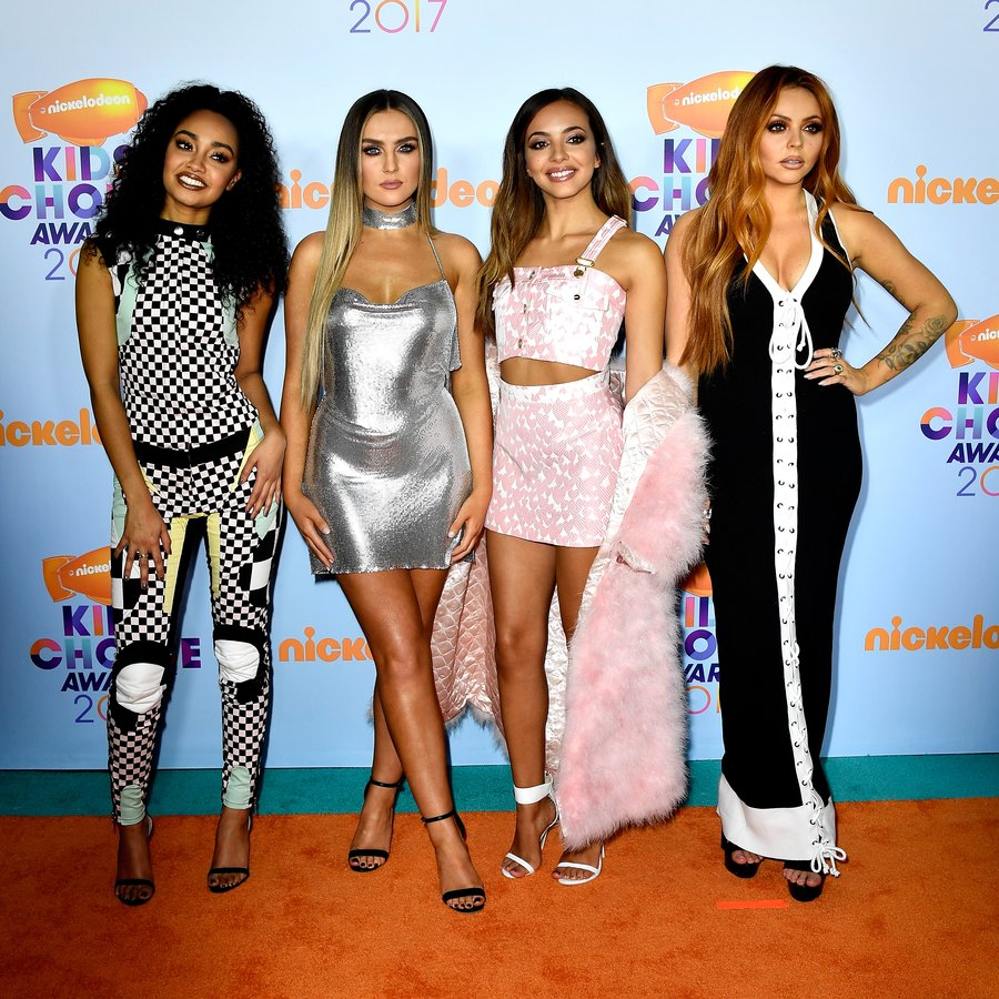 Little Mix Nickelodeon's 2017 Kids' Choice Awards