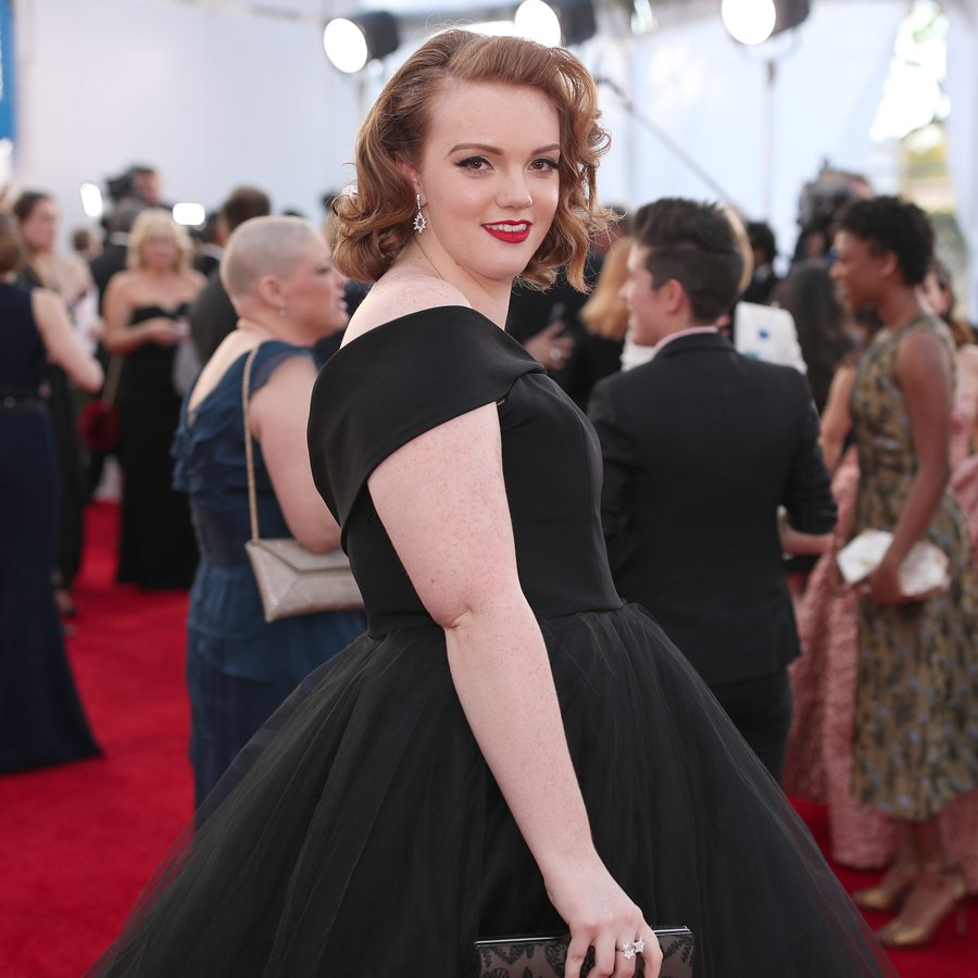 Shannon Purser The 23rd Annual Screen Actors Guild Awards