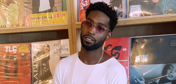 64b4548a Tinie Tempah Reveals Just How Ariana Grande Delayed His New Album As ...