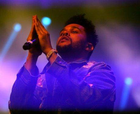 Coachella 2017 The Weeknd