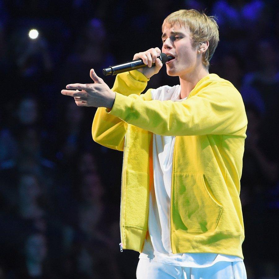 Justin Bieber Z100's Jingle Ball 2016