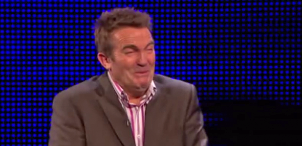 Try Not To Laugh Watching Bradley Walsh Cracking Up At