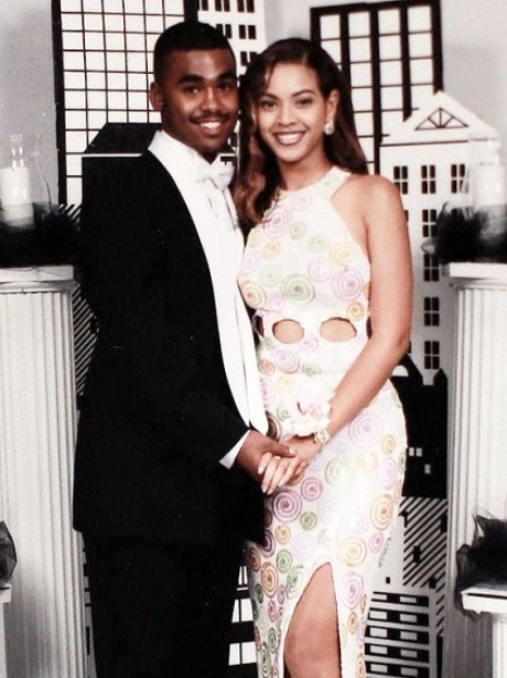 Prom Throwback Photos Beyonce