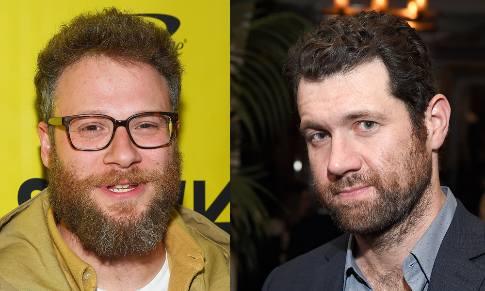 Seth Rogen & Billy Eichner