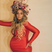 Image 1: Beyonce opts for 'wearable art' for the Met Gala 2