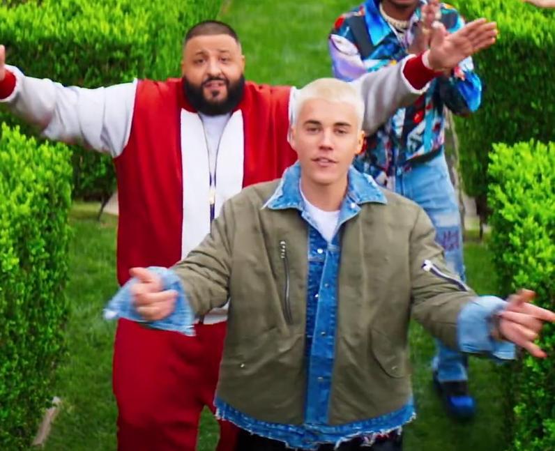 DJ Khaled & Justin Bieber