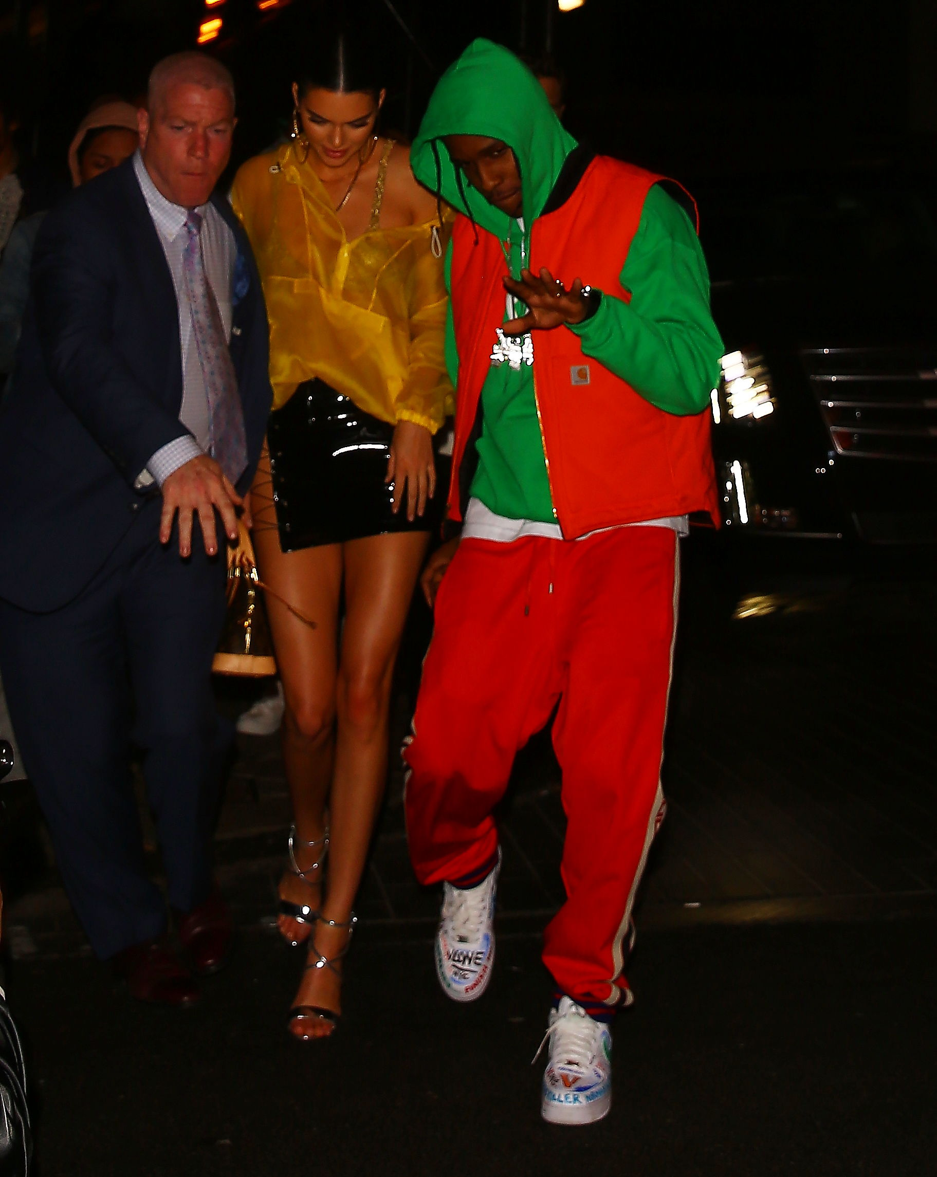 Kendall and ASAP