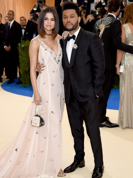 Met Gala 2017 Selena Gomez and The Weeknd