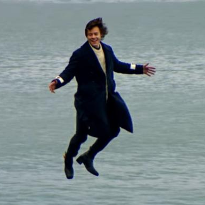 Harry Styles sign of the times video