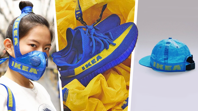 This Growing Ikea Fashion Trend's