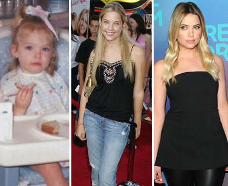PLL Throwbacks Ashley Benson