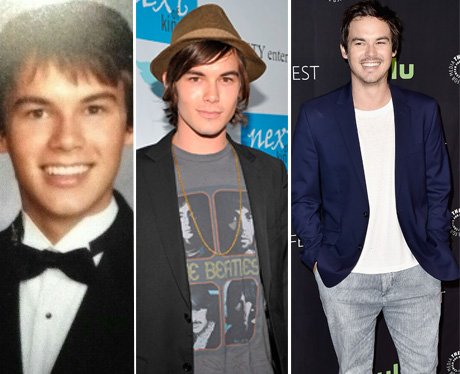PLL Throwbacks Tyler Blackburn