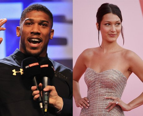 Anthony Joshua and Bella Hadid dating rumours