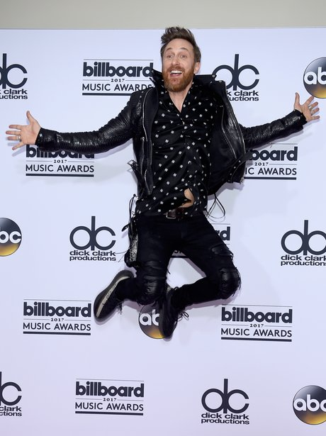 Billboard Music Awards 2017 David Guetta