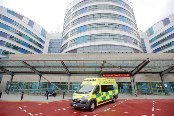 Birmingham QE Queen Elizabeth Hospital