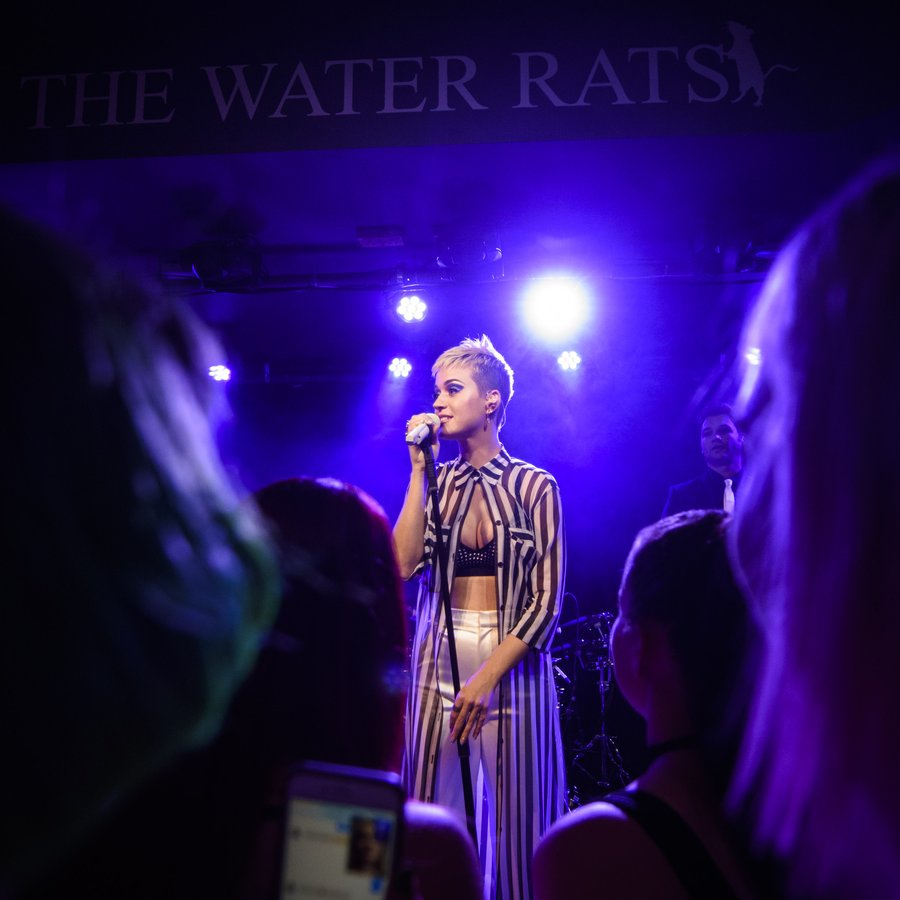 Katy Perry The Water Rats