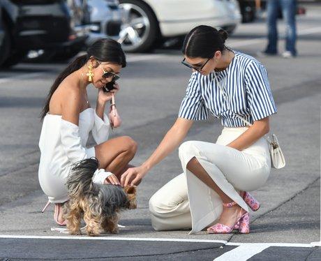 Kendall Jenner and Kourtney Kardashian make a new