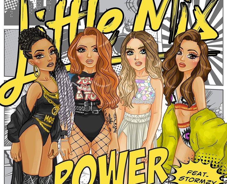 Little Mix feat. Stormzy - Power