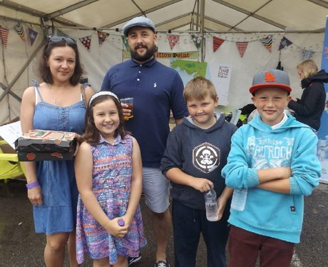 Cowbridge Food and Drink Festival Monday