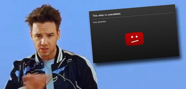 Liam Payne Has Finally Explained Why His Debut Music Video Was Just Removed From Capital