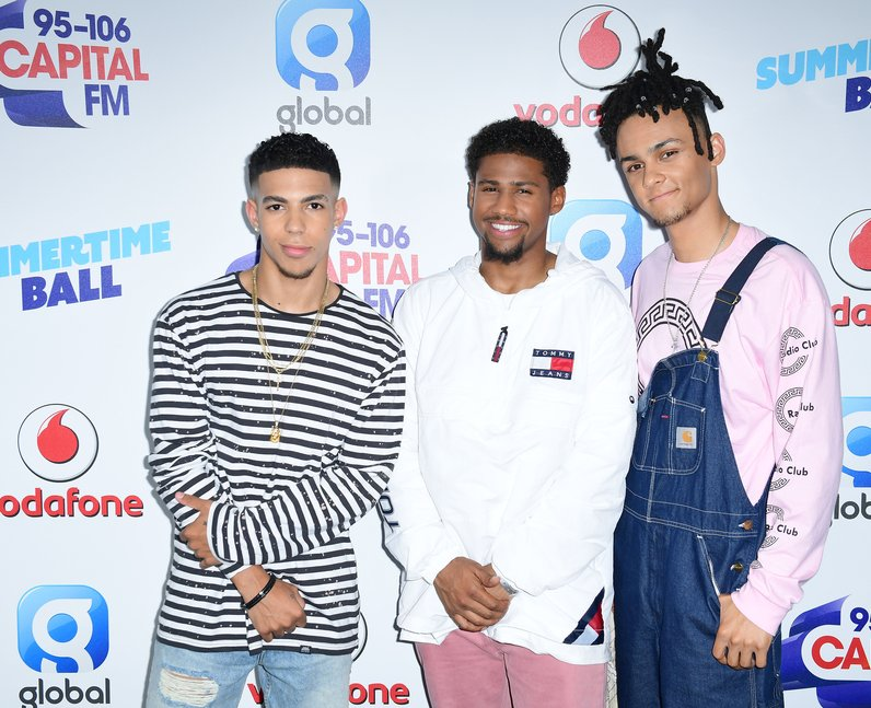 5 After Midnight Summertime Ball 2017 Red Carpet