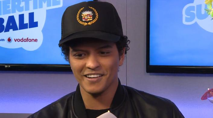 Bruno Mars Summertime Ball 2017