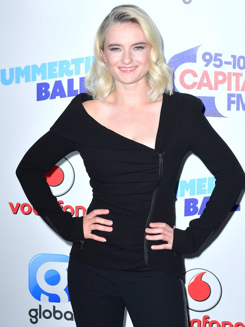 Clean Bandit Red Carpet Summertime Ball 2017
