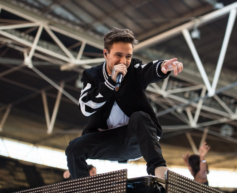 Liam Payne Summertime Ball 2017