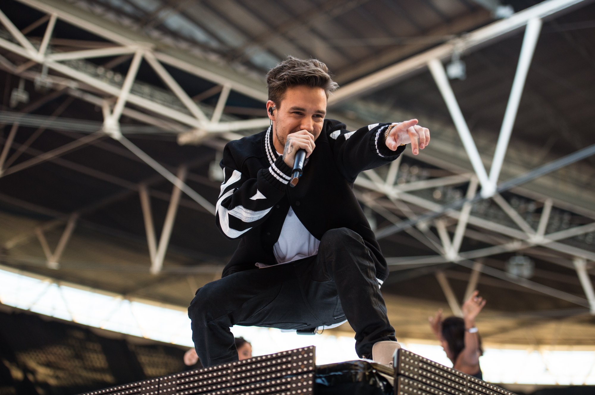 Liam Payne Summertime Ball 2017