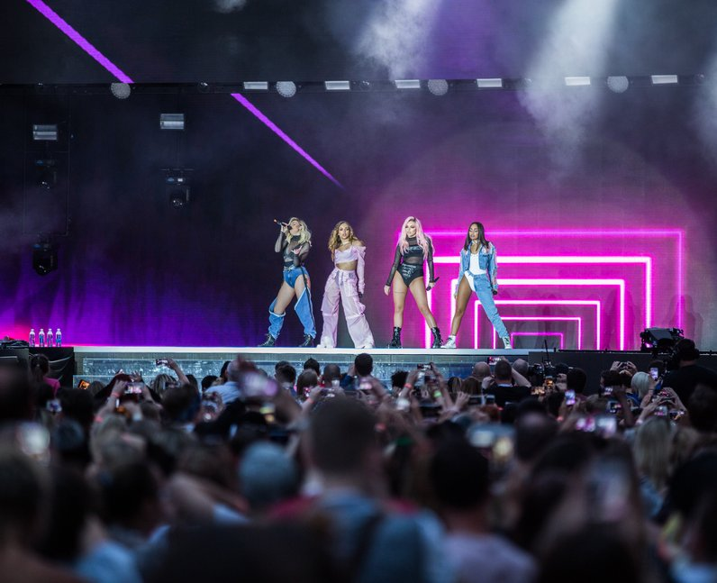 Little Mix Summertime Ball 2017