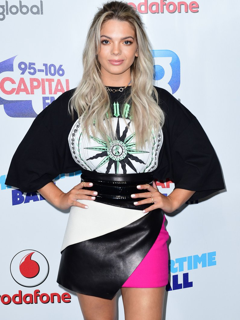 Louisa Johnson Summertime Ball 2017