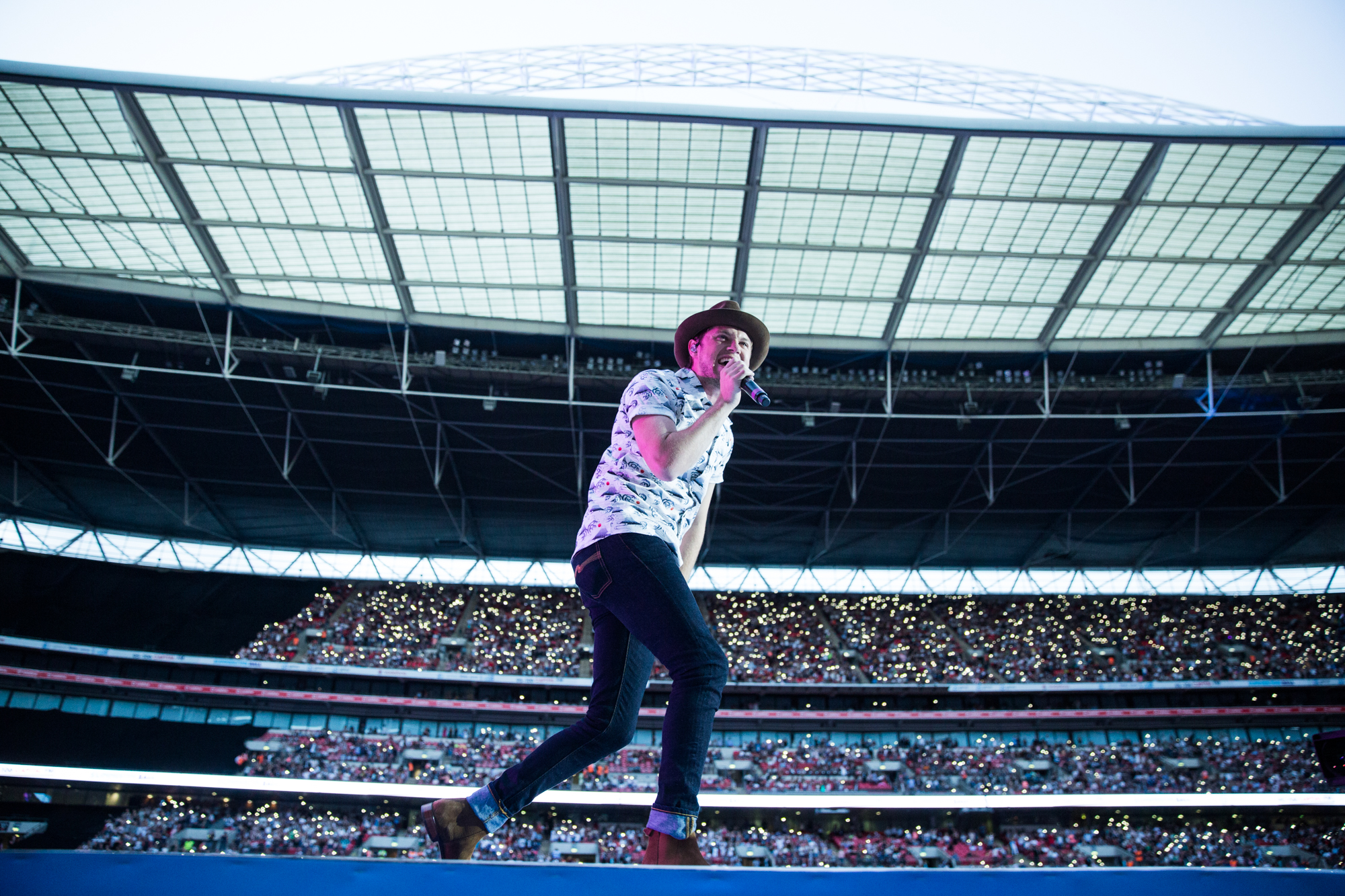 Niall Horan at the Summertime Ball 2017