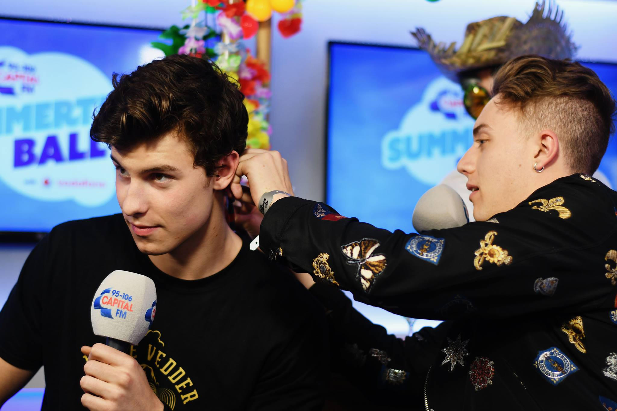 Shawn Mendes Summertime Ball 2017