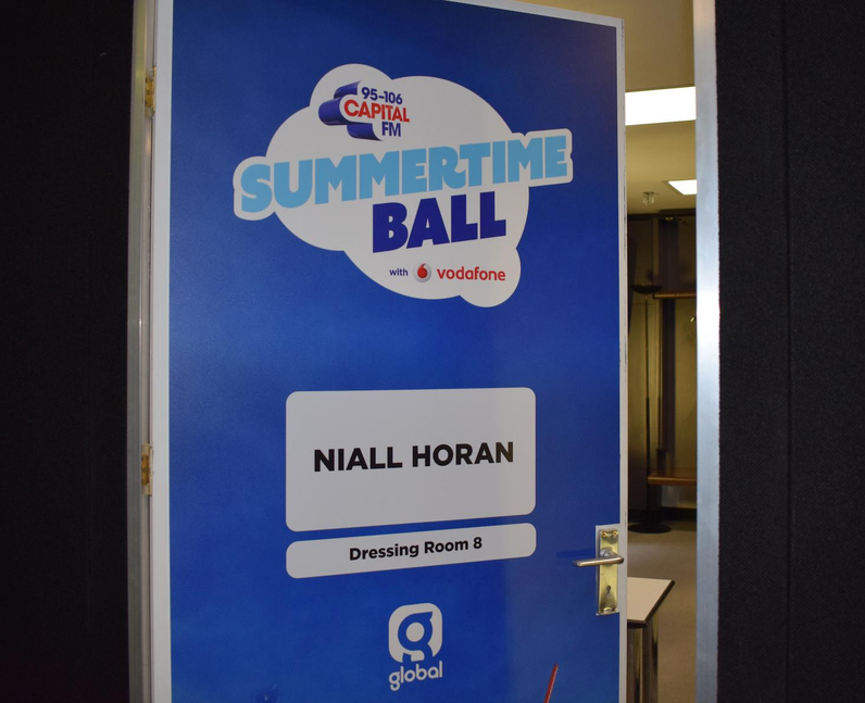 Summertime Ball 2017 Backstage