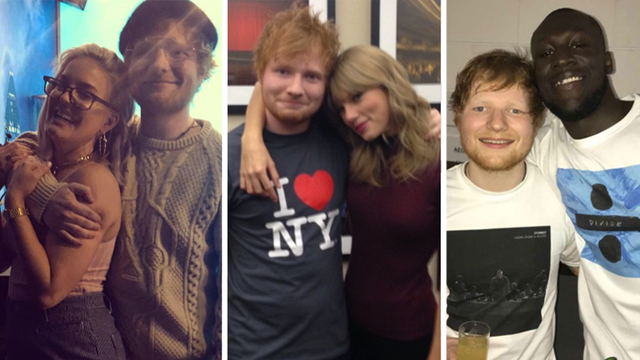21 Instagram Snaps That Prove Ed Sheeranu0027s The Ultimate BFF In Music!