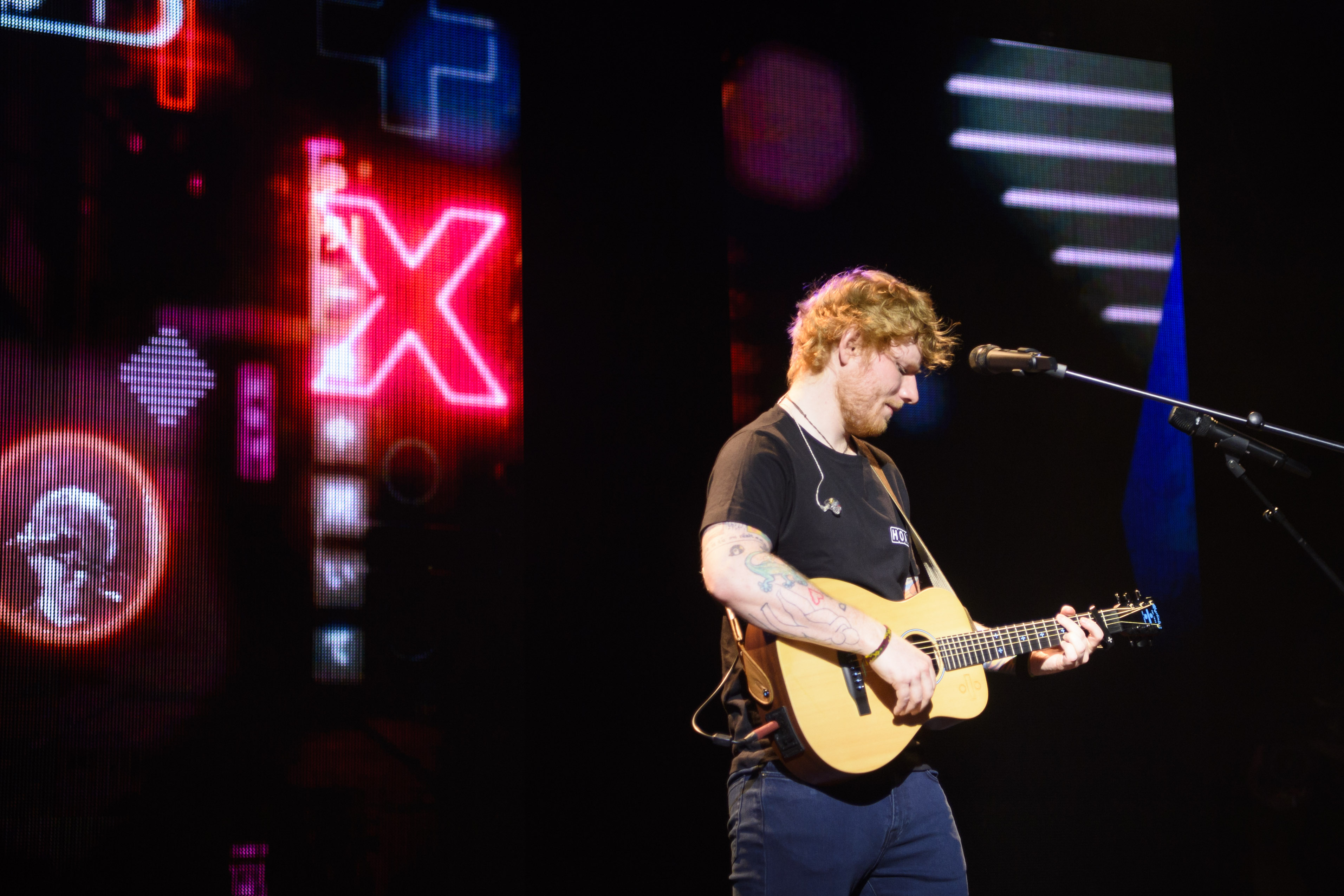 Ed Sheeran #CapitalUpClose Live
