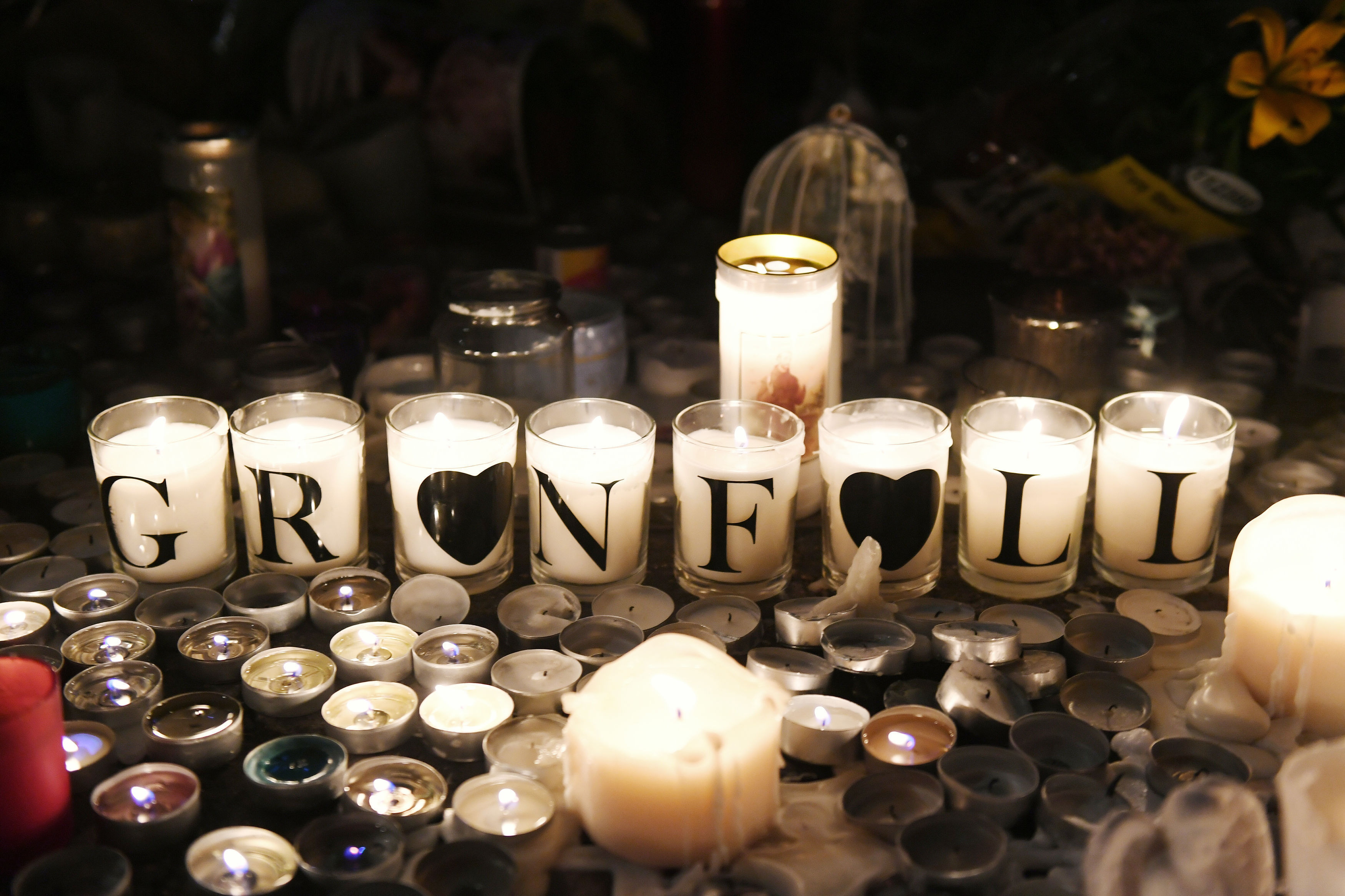 Grenfell candles