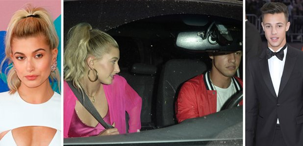 Cameron dallas dating hailey baldwin
