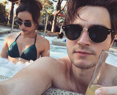 Jade Thirlwall travels for 36 hours to see boyfrie