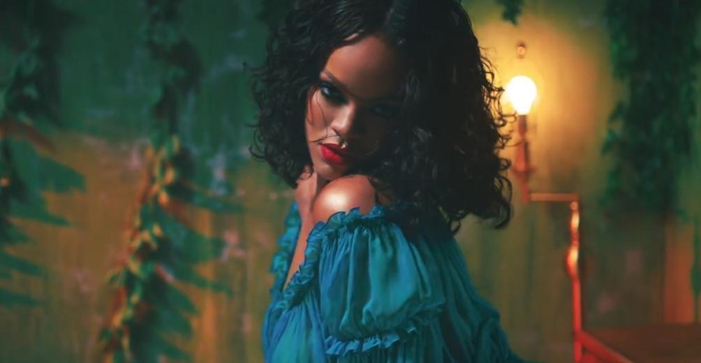 Rihanna 'Wild Thoughts' Music Video