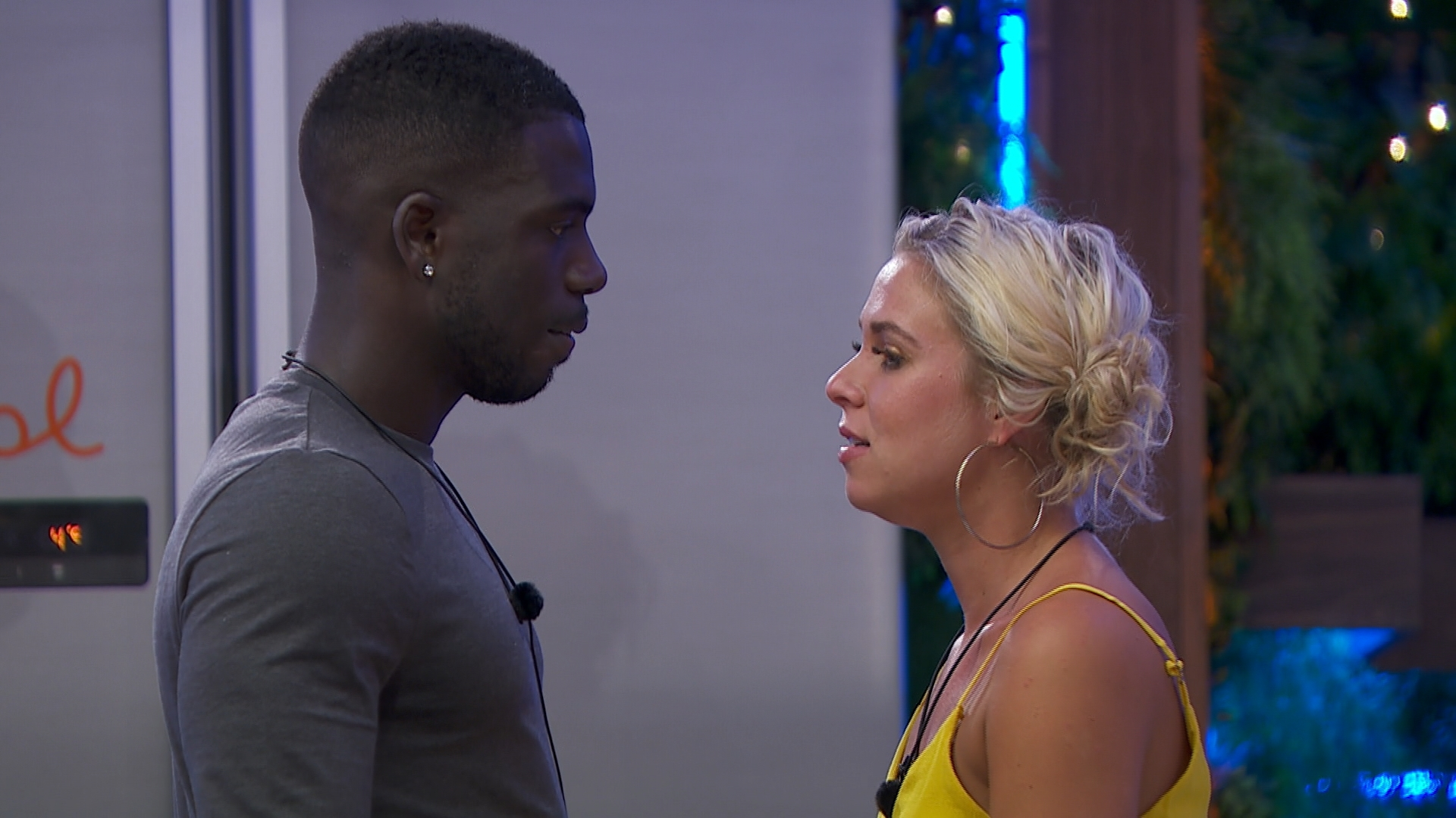 Gabby & Marcel discuss Dom Love Island 2017