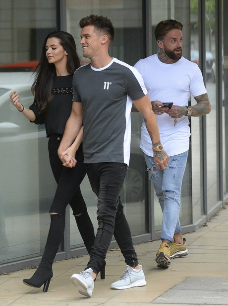 Gaz Beadle and Emma McVey back together