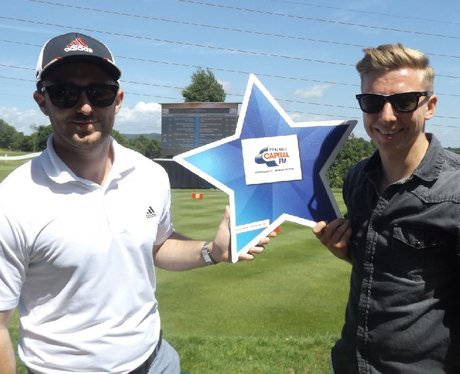 Celeb Cup at The Celtic Manor: Sunday