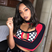 Image 1: Leigh-Anne Pinnock is back on the touring hype aft