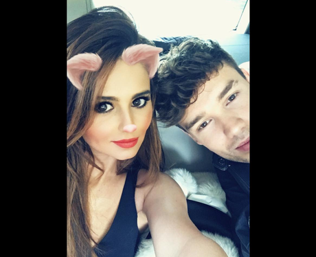 Liam Payne and Cheryl head out on date night