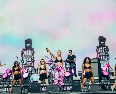 Zara Larsson Wireless 2017