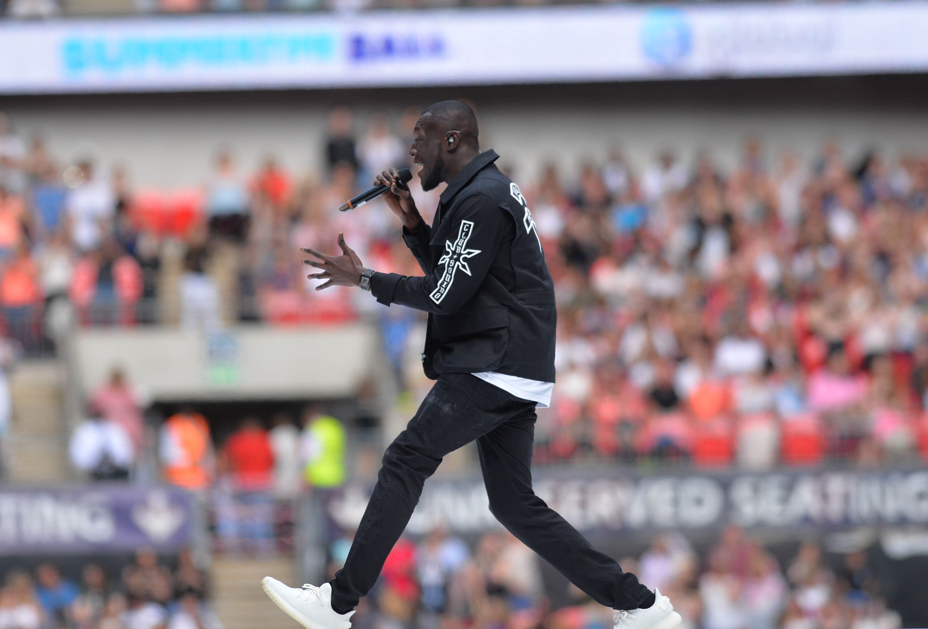 Stormzy Capital FM Summertime Ball 2017