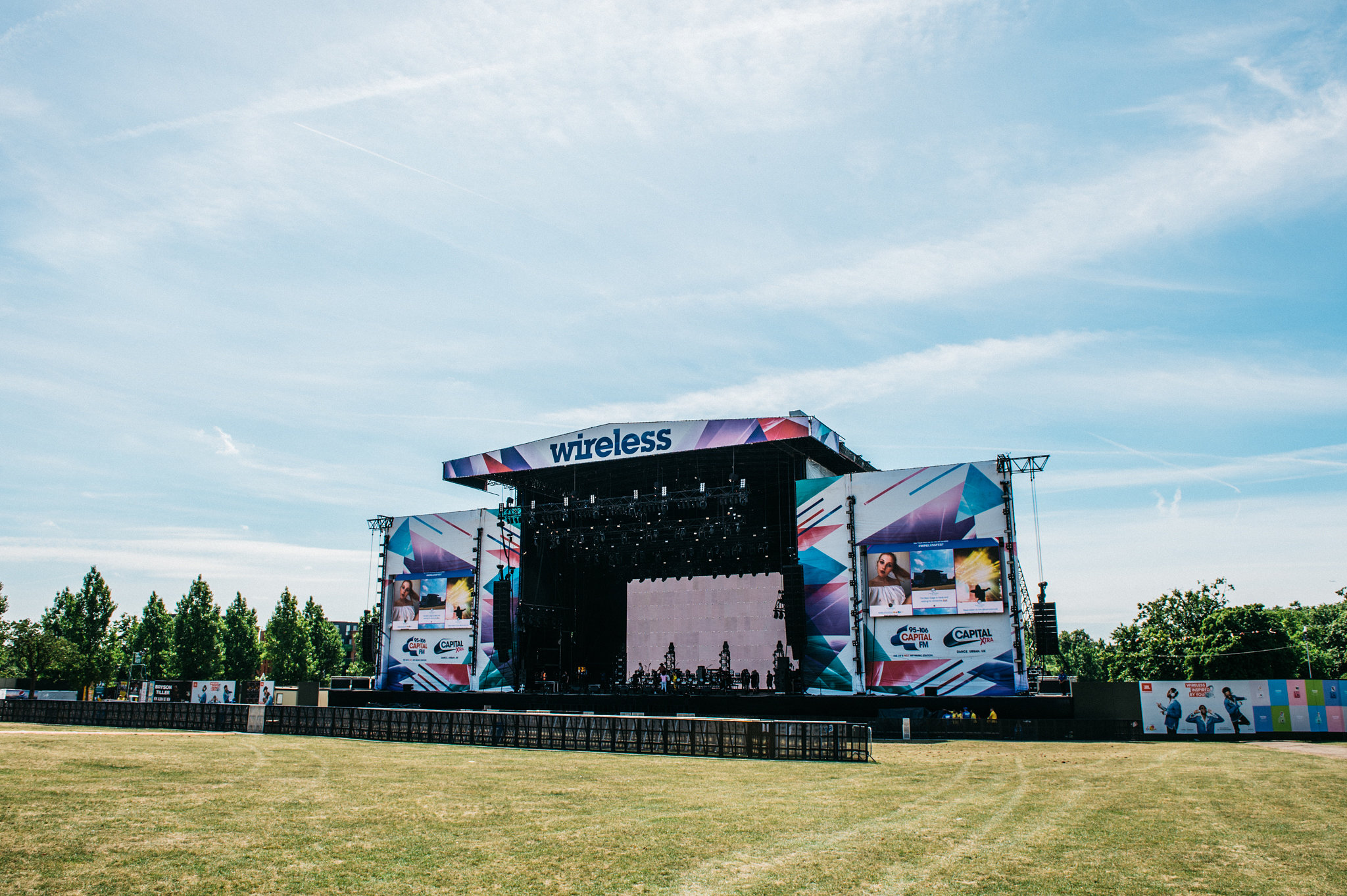 Wireless Festival 2017 Main Stage