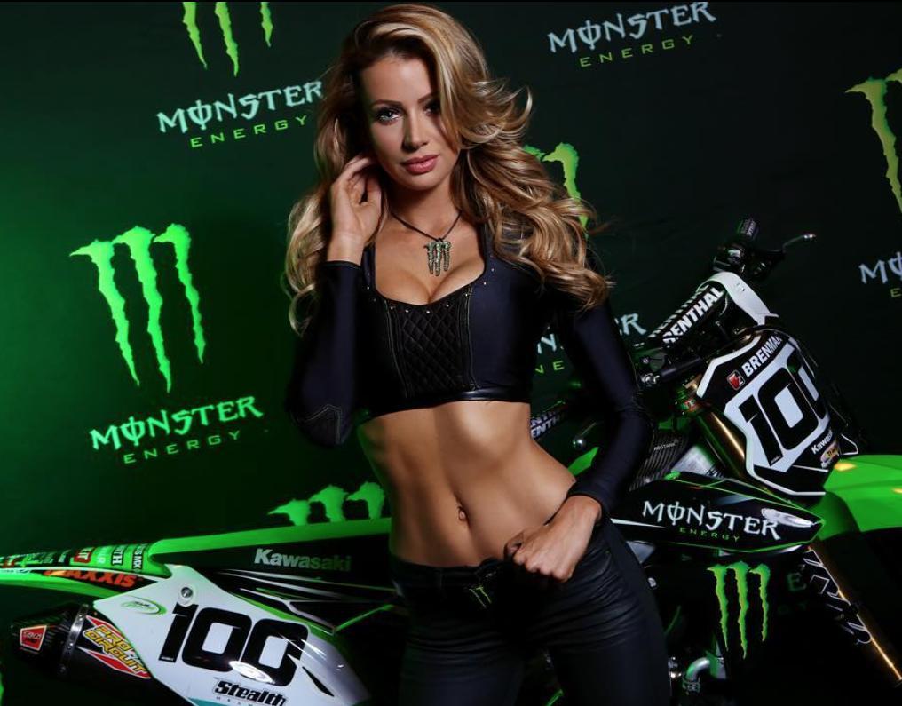 Olivia Monster Girl