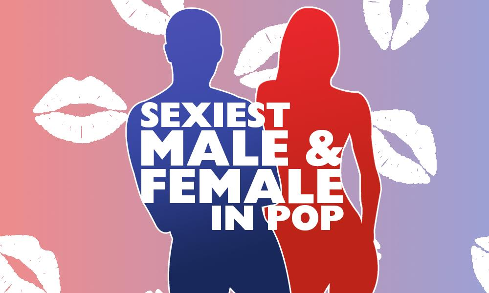 Sexiest Male & Female In Pop 2017 Asset